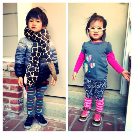 my mini harajuku kids
